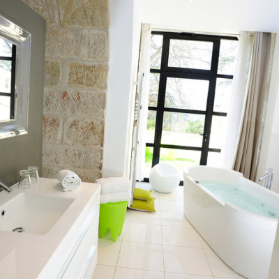 Suite Pauline - château hôtel luxe Ardèche