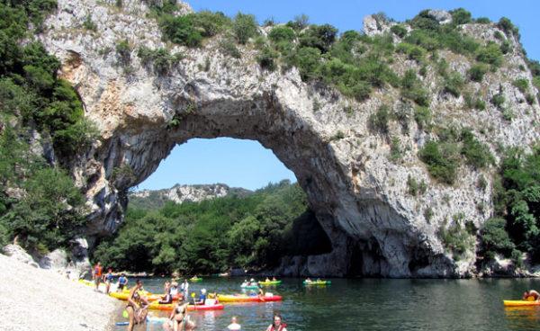 Pont d'Arc & Gorges de l'Ardèche