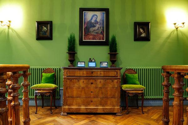 vestibule-vert-chateau-clement-ardeche